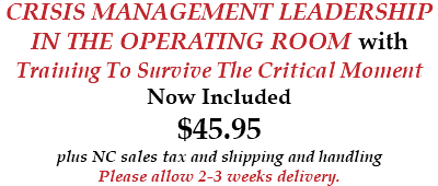 CRISIS MANAGEMENT LEADERSHIP