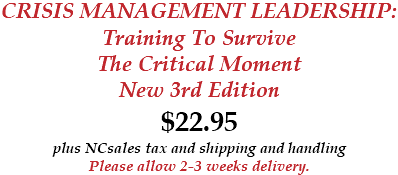 CRISIS MANAGEMENT LEADERSHIP: